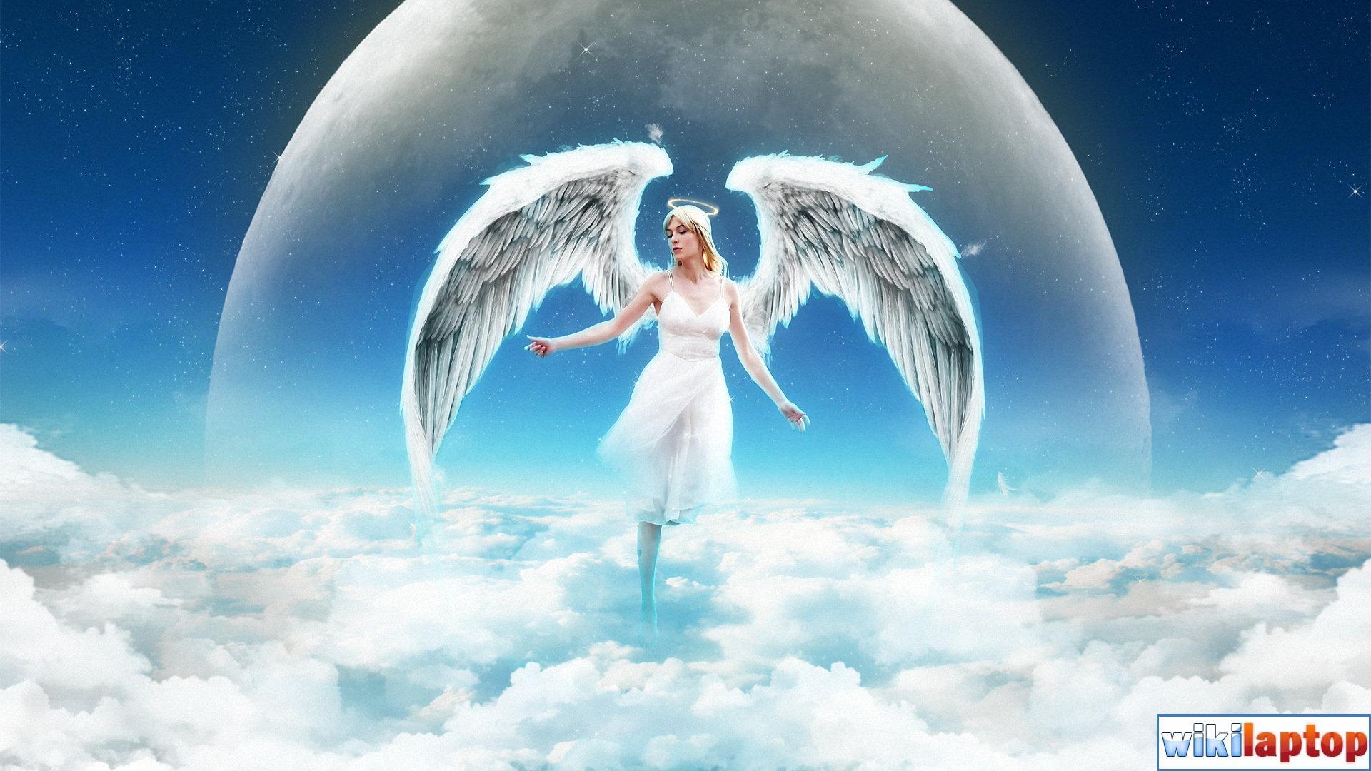 Hình ảnh những Thiên thần đẹp nhất 30