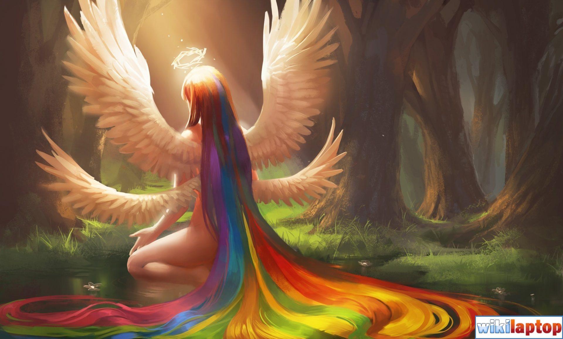 Hình ảnh thiên thần 31 đẹp nhất