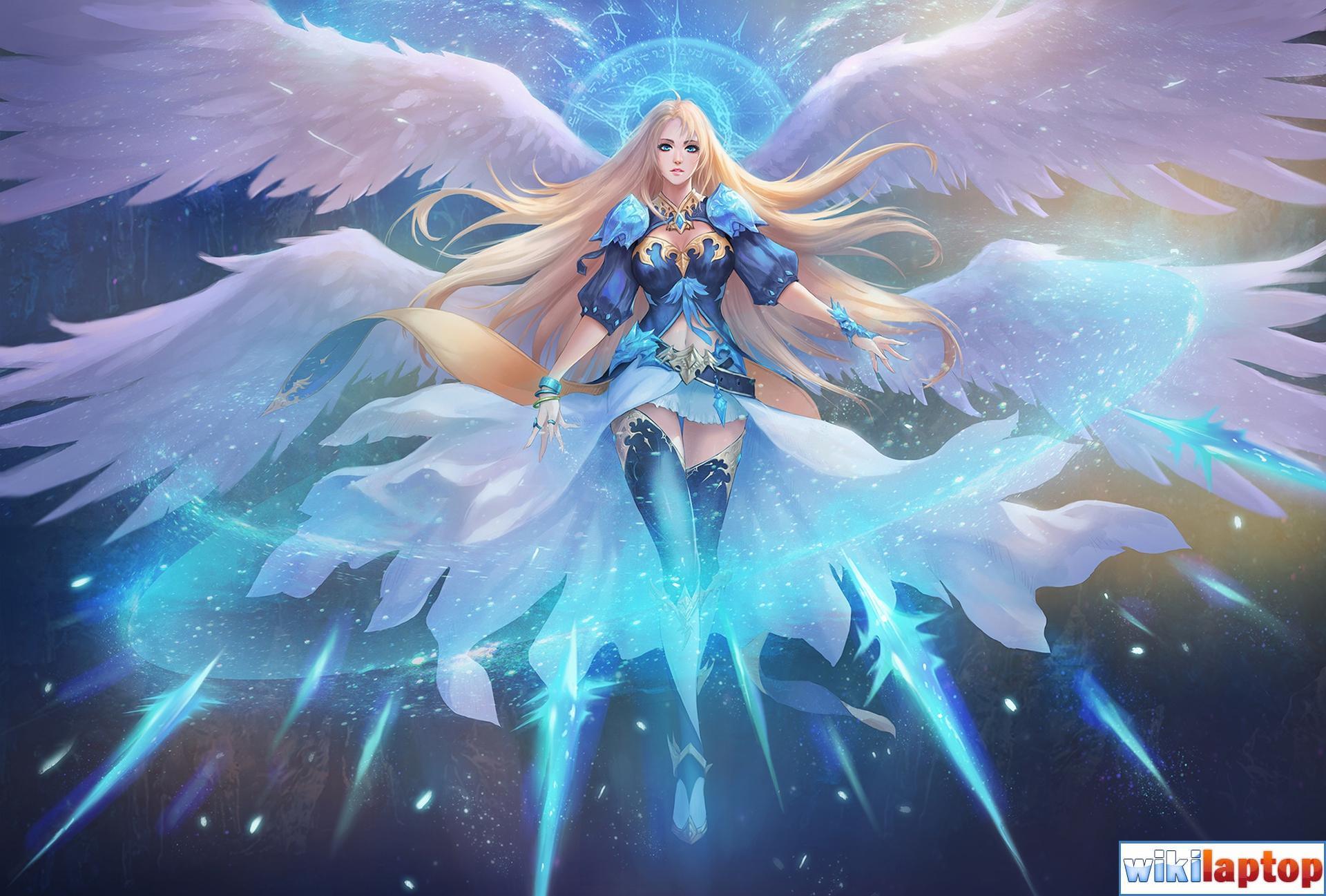 Hình ảnh những thiên thần đẹp nhất 45