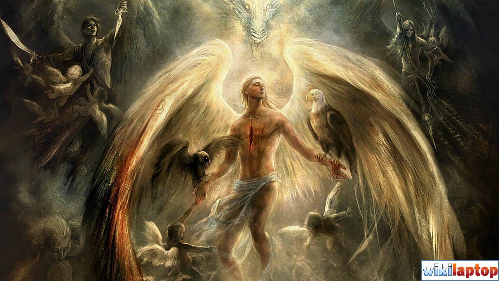 Hình ảnh những thiên thần đẹp nhất 50