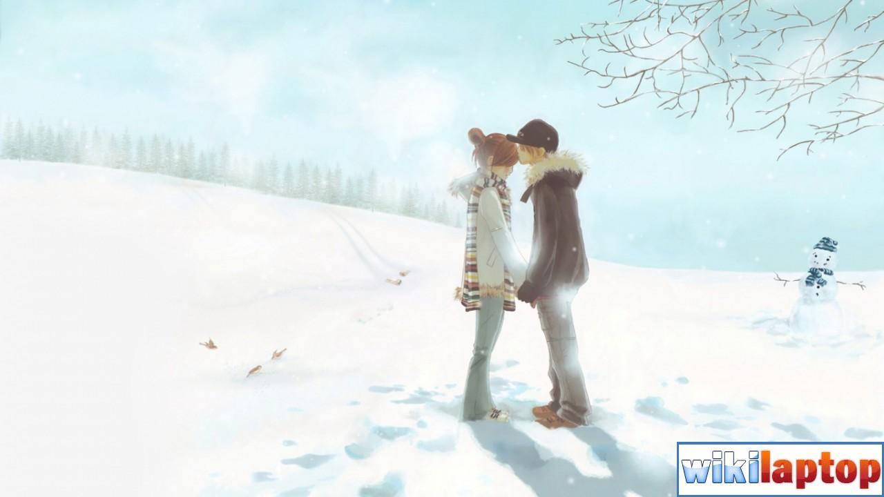 Hình ảnh tình yêu ấm áp