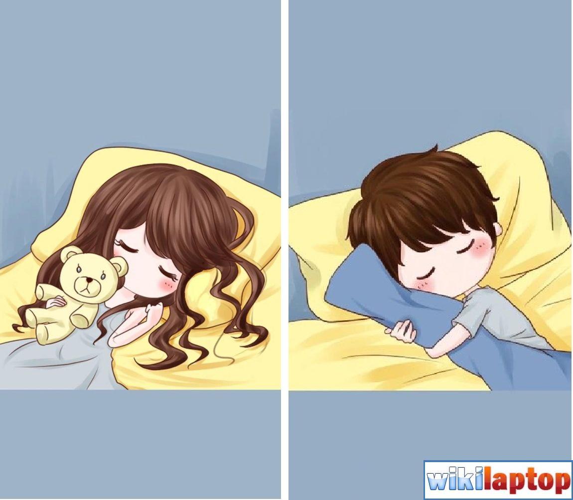 chúc ngủ ngon hình ảnh tình yêu