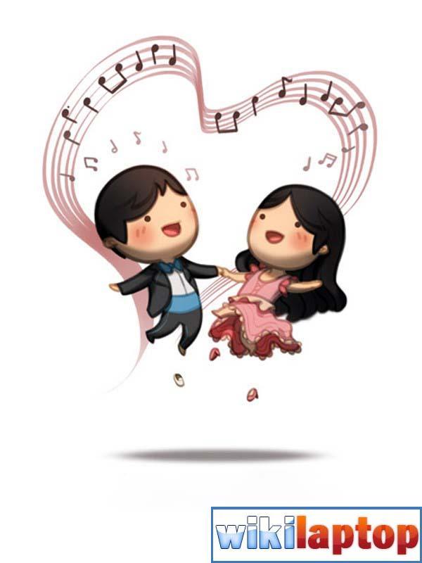 Hình ảnh động về tình yêu