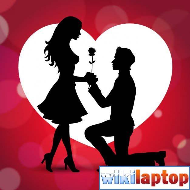 hình ảnh của tình yêu