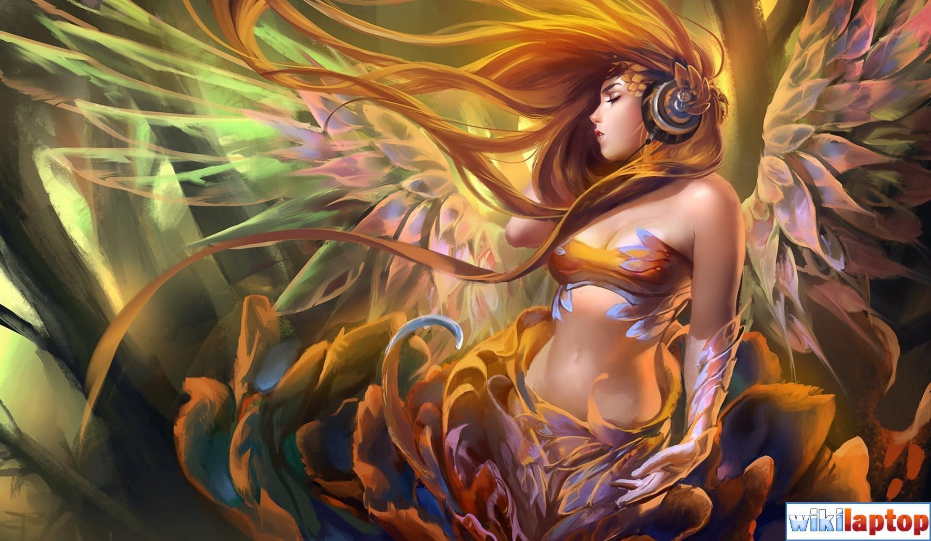 Hình ảnh Thiên thần đẹp nhất 1