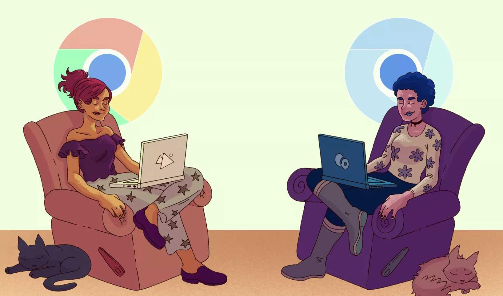 Trình duyệt Chrome và Chromium