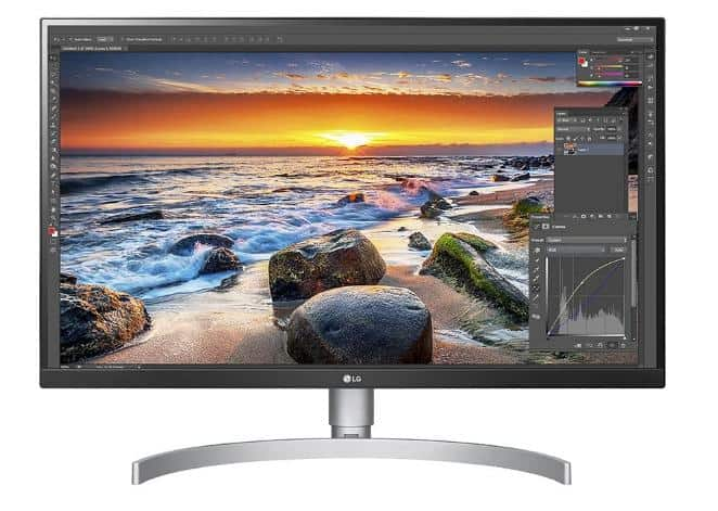 Màn hình máy tính LG 27UK850-W