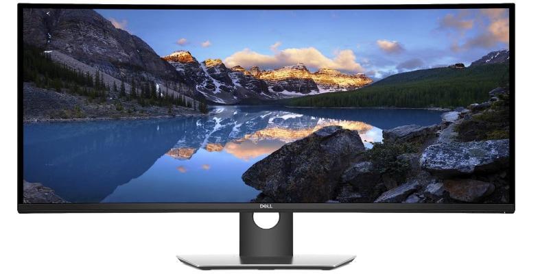 Dell U3818DW.  Màn hình